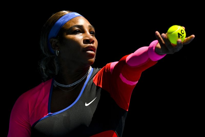 Serena Williams passa terceira ronda ao vencer Anastasia Potapova